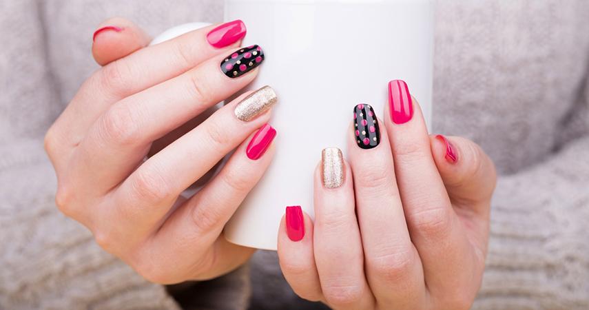 Nail Shapes: The Most Flattering Nail Shapes - CosmeticsAndBeauty
