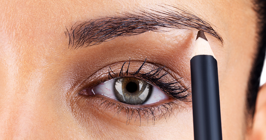 How To Fill In Eyebrows How To Make Your Eyebrows Look On Fleek